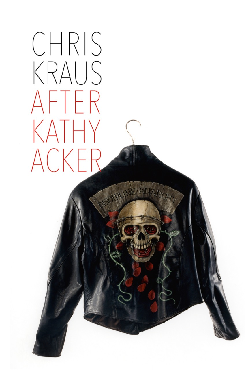 After Kathy Acker | 4Columns